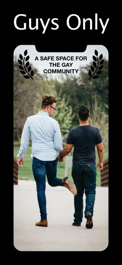 Gayman app – A safe space for the gay community